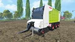 CLAAS Cargos 9500 v1.0 para Farming Simulator 2015