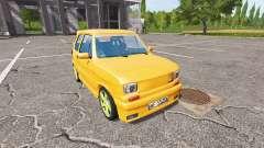 Fiat 126p tuning v1.1