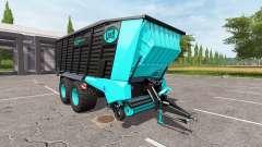 Lely Tigo XR 75 D v2.0 para Farming Simulator 2017