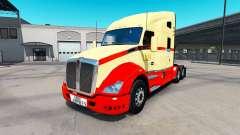 La piel en TLM tractor Kenworth T680