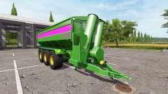 BERGMANN GTW 430 para Farming Simulator 2017