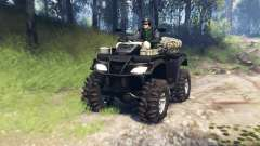 Polaris Sportsman 4x4 v3.0 para Spin Tires
