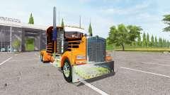 Kenworth W900 para Farming Simulator 2017
