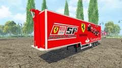 Semi-Piloto De La Scuderia Ferrari