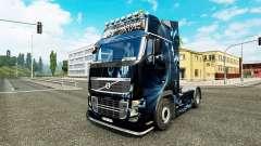 Resumen Efecto de la piel para camiones Volvo