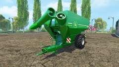 HORSCH Titan 34 UW John Deere