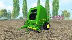 John Deere 864 Premium
