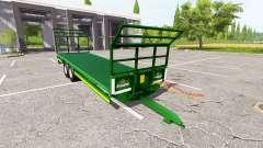 Broughan v1.1 para Farming Simulator 2017