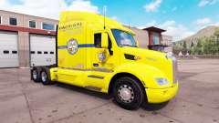 La piel de Los Pollos Hermanos camión Peterbilt