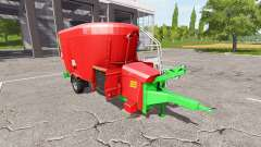 Strautmann Verti-Mix 1801 Double para Farming Simulator 2017
