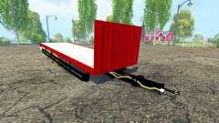 Schwarzmuller para Farming Simulator 2015