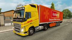 Skins para el tráfico de camiones v2.2