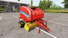 New Holland Roll-Belt 460 para Farming Simulator 2017