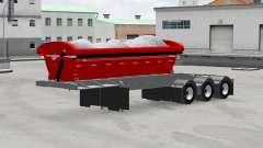 Volquete semirremolque Midland TW3500