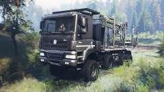 Tatra Phoenix T 158 8x8 v8.0 para Spin Tires