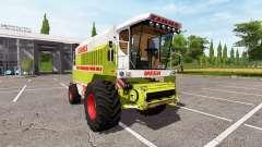 CLAAS Dominator 208 Mega para Farming Simulator 2017
