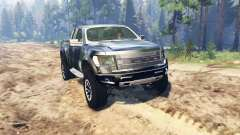 Ford F-150 SVT Raptor Super Cab
