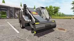SILOKING SelfLine Compact 1612 black v1.1 para Farming Simulator 2017