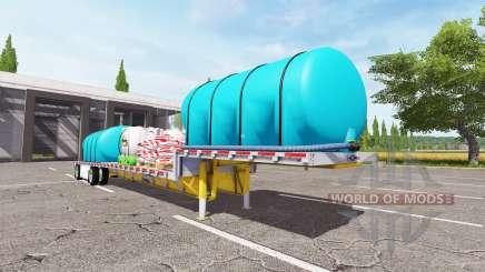 Wilson sprayer para Farming Simulator 2017
