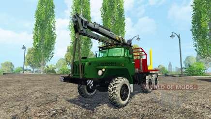Ural 44202-0311 para Farming Simulator 2015