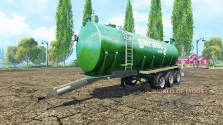 Kotte Garant TSA 30000 slurry para Farming Simulator 2015