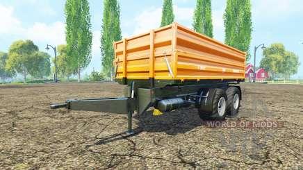BRANTNER E 8041 2-achser para Farming Simulator 2015