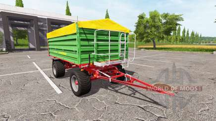 Strautmann SZK 1402 para Farming Simulator 2017