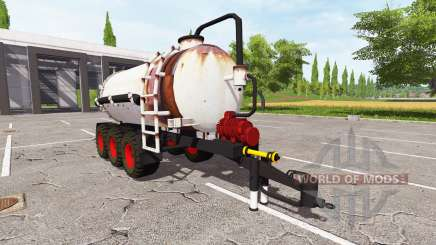 Trailer para Farming Simulator 2017