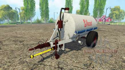 Kotte Garant VE 7000 para Farming Simulator 2015