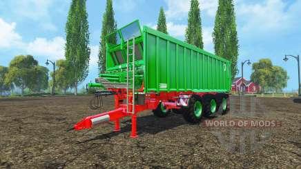 Kroger TAW 30 convoy v1.5 para Farming Simulator 2015