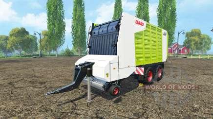 CLAAS Cargos 9400 para Farming Simulator 2015