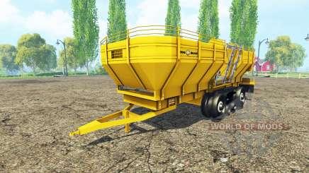ROPA Big Bear para Farming Simulator 2015