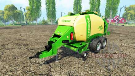 Krone Big Pack 1290 v0.9b para Farming Simulator 2015