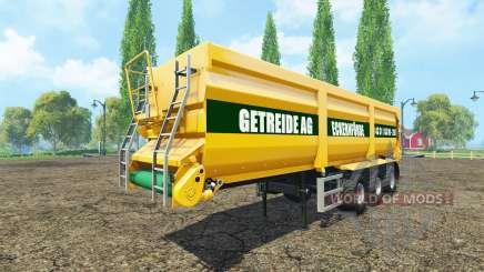 Krampe SB 30-60 AG para Farming Simulator 2015