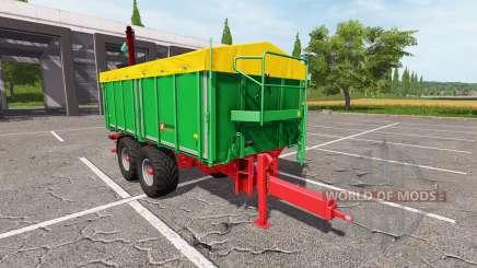Kroger HKD 302 overload para Farming Simulator 2017