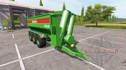 BERGMANN GTW 430 all loaded v1.2 para Farming Simulator 2017