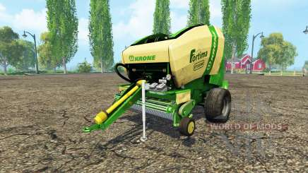 Krone Fortima V 1500 (MC) para Farming Simulator 2015