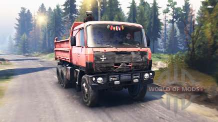 Tatra 815 S1B v2.0 para Spin Tires