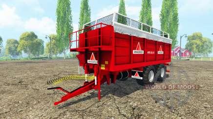 ANNABURGER HTS 22.12 para Farming Simulator 2015