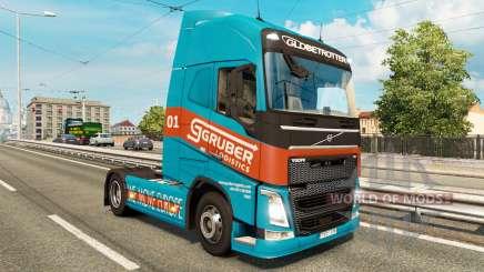 Skins para el tráfico de camiones v2.1 para Euro Truck Simulator 2