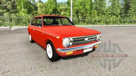 Toyota Corolla Sprinter 1969 v0.9.2 para BeamNG Drive