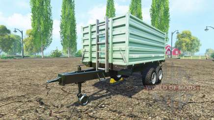 BRANTNER TA 10041 para Farming Simulator 2015