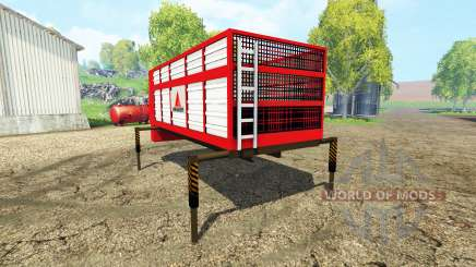 ANNABURGER HTS 20.04 para Farming Simulator 2015
