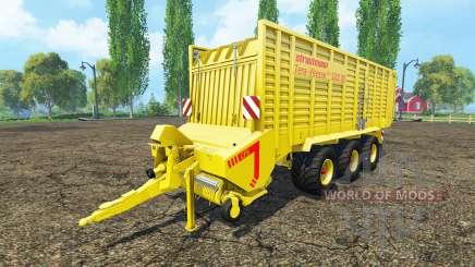 Strautmann Tera-Vitesse CFS 5201 DO v1.2 para Farming Simulator 2015