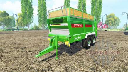 BERGMANN TSW 4190 S v3.0 para Farming Simulator 2015