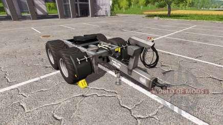 Fliegl Dolly 20L para Farming Simulator 2017