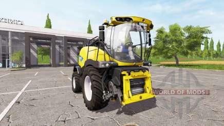 New Holland FR850 turbo para Farming Simulator 2017