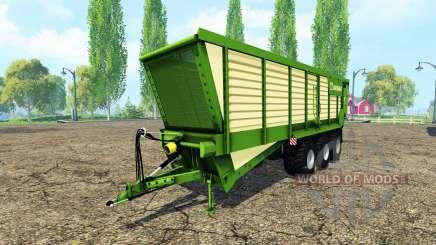 Krone TX 560 D v0.9 para Farming Simulator 2015