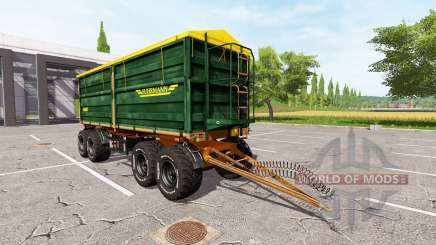 Fuhrmann FF para Farming Simulator 2017