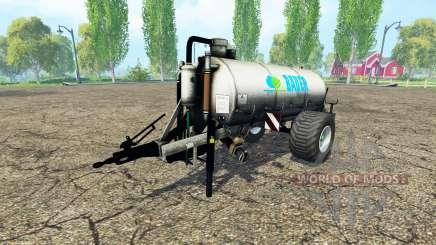 Bauer V90 para Farming Simulator 2015
